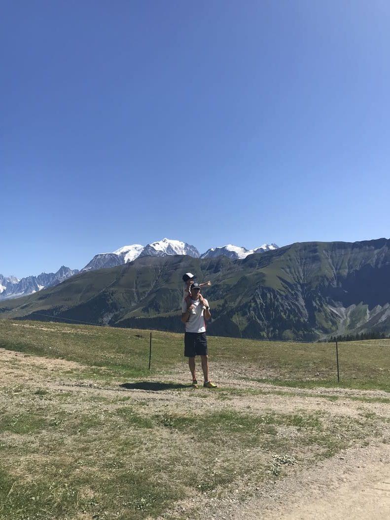 alpage du pré rosset - megeve - france - 1