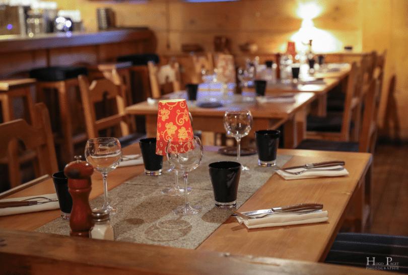alpage restaurant - megeve - france - 2