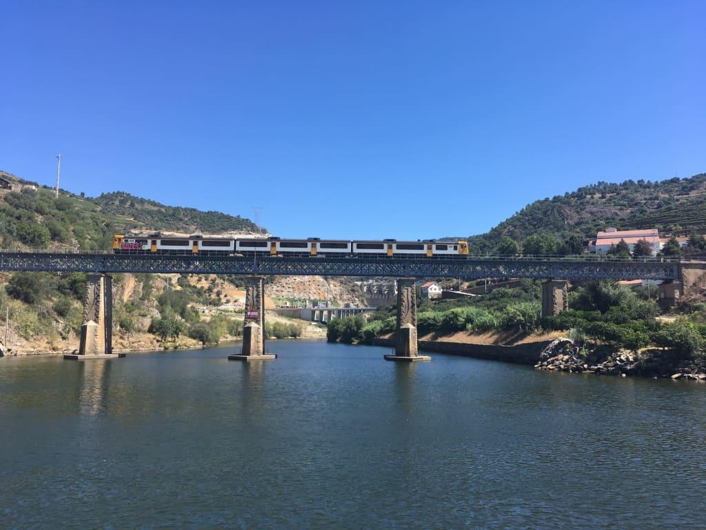 ballade en bateau - douro - portugal 3