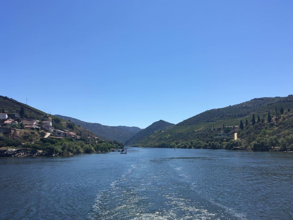 ballade en bateau - douro - portugal 4