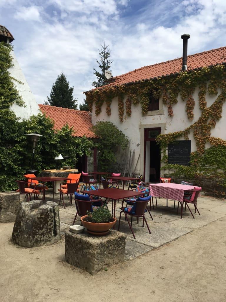 casa agricola da levada - villa real - portugal 3