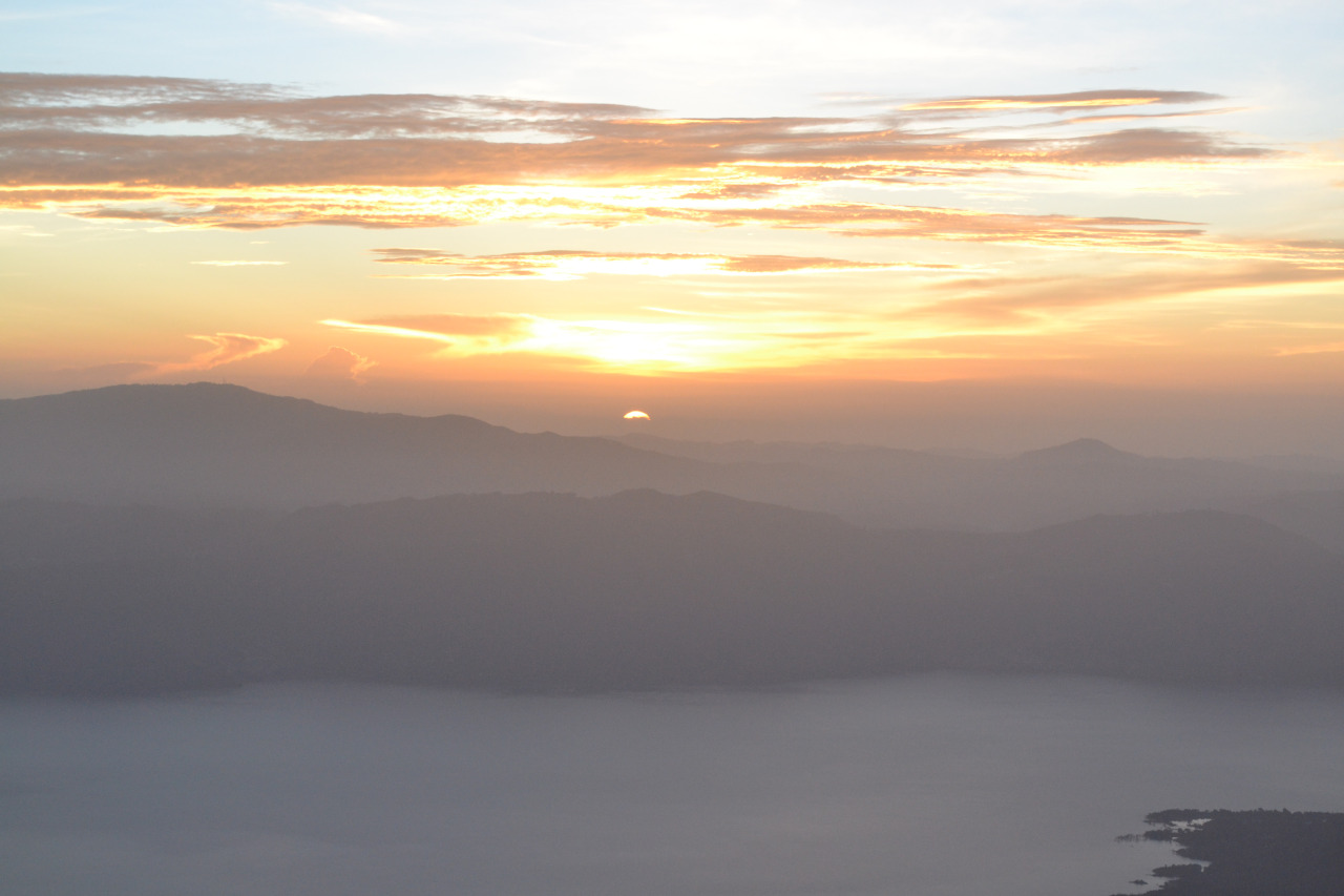 Volcan San Pedro - Lago Atitlan - Guatemala 15