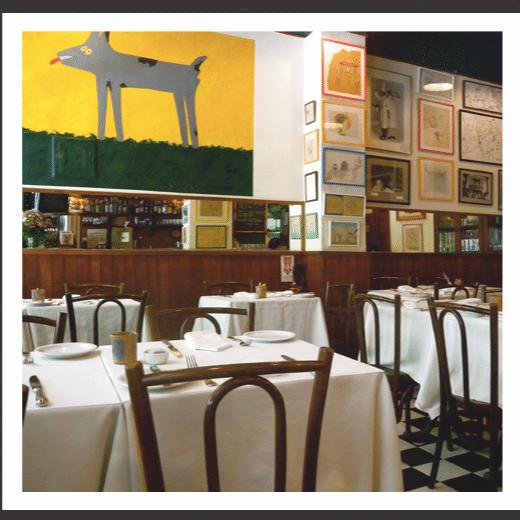 guimas restaurant - rio - bresil
