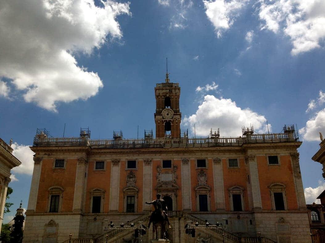 le capitole - rome - italie 5