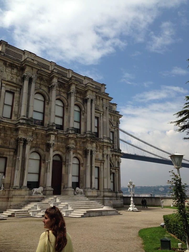 palais beylerbeyi - istanbul - turquie 6
