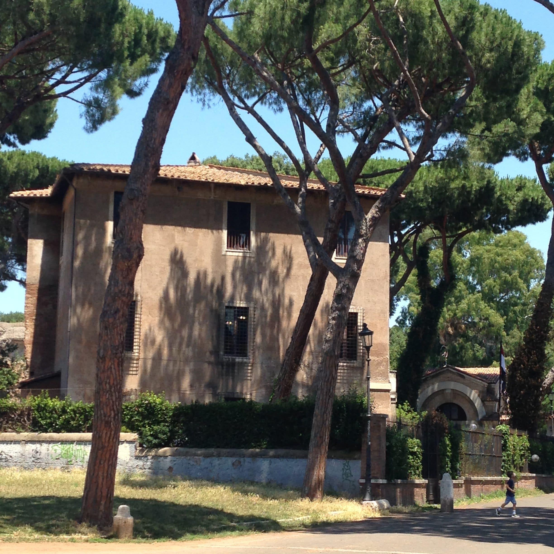 parc savello -jardin des orangers - rome - italie 1
