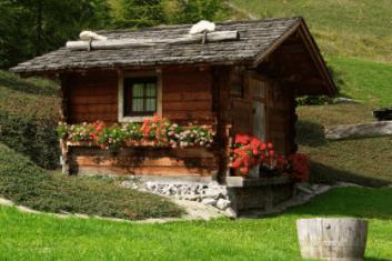 refuge du tornieux - sallanches - france - 1