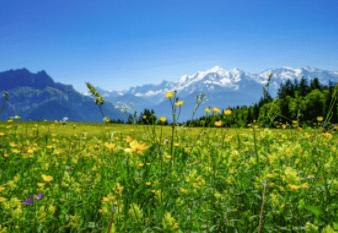 refuge du tornieux - sallanches - france - 2