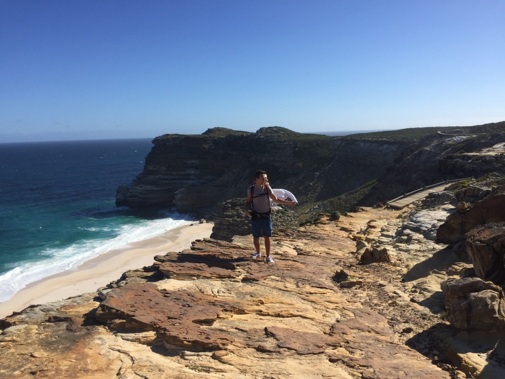 cap de bonne esperance - cape town - AFS - excursion 9
