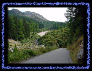 Weg zur Lengenbachgrube