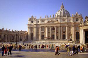Peterskirche in Rom