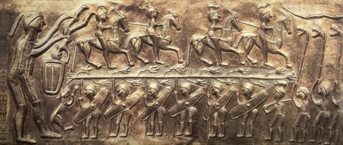keltisches Heer