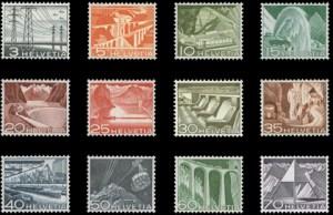 Briefmarken von Karl Bickel