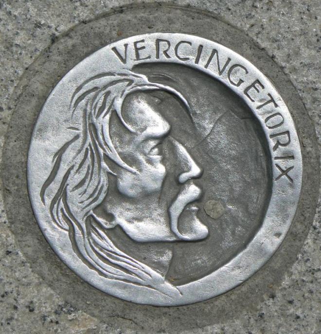 Vercingetorix Münze