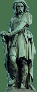 Vercingetorix der Keltenführer
