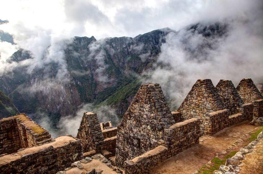 Machu Piccu - Andengebirge Peru