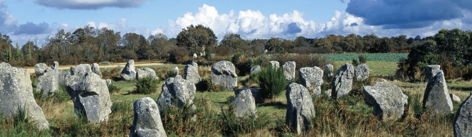 Menhires of Carnac - France