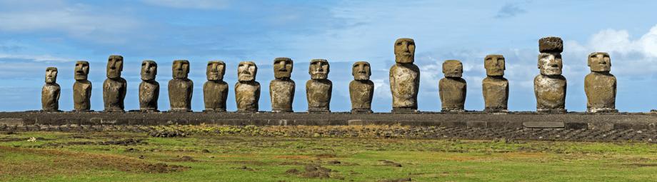 Die Osterinsel - Rapa Nui