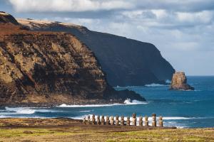 Rapa Nui - Osterinsel im Südostpazifik