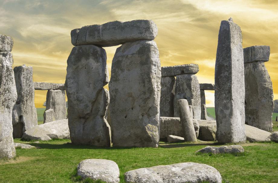 Stonehenge - Kraftort der alten Kelten