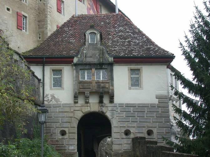 Kraftort Schloss Lenzburg