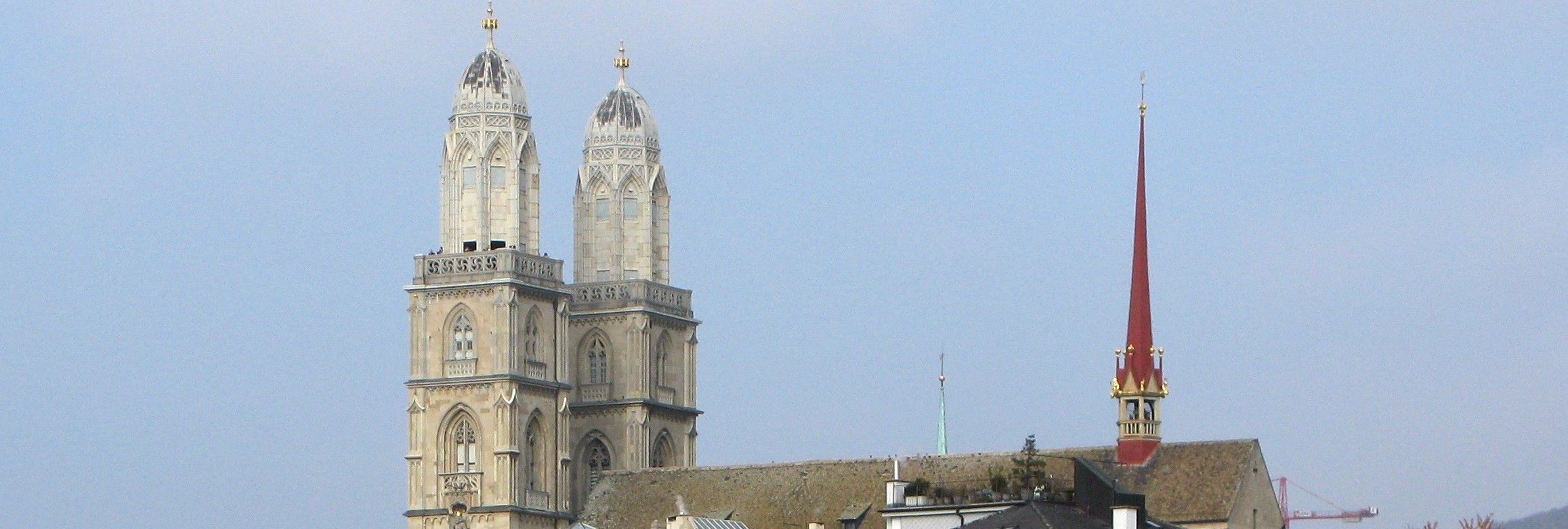 Grossmünster in Zürich