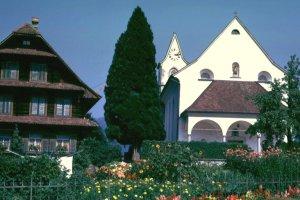 St. Verena Kirche Risch