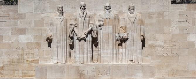 Mauer der Reformatoren