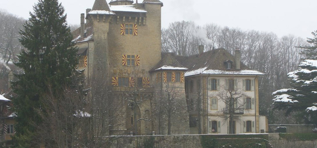 Schloss Vaumarcu