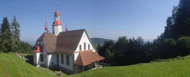 Maria Loreto Wallfahrtskirche Hergiswald