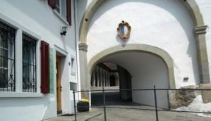 Werthenstein Eingang