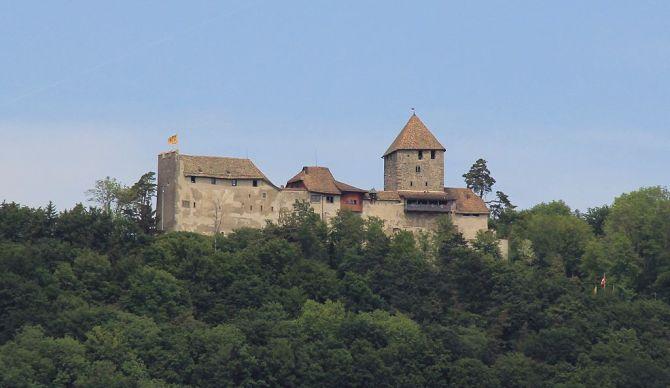 Burg Hohenklingen in Stein am Rhein