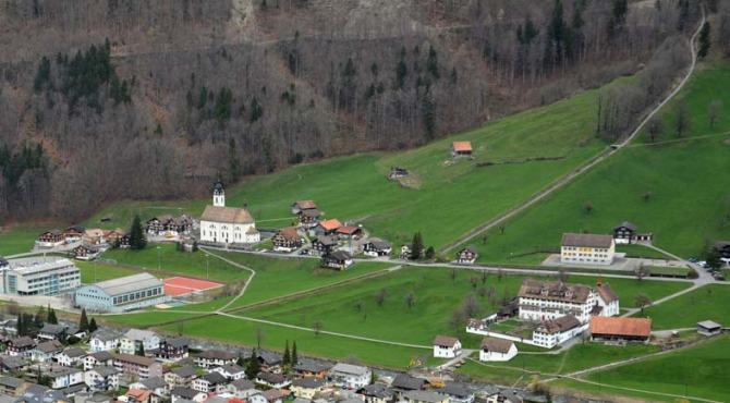 Monoritinnenkloster St. Josef - Muotathal