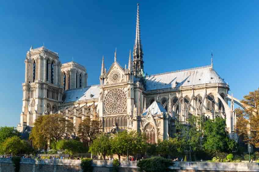 Notre-Dame de Paris - Kraftort mit Geschichte