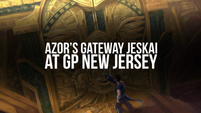 Jeskai Control at GP New Jersey — First Place - magic