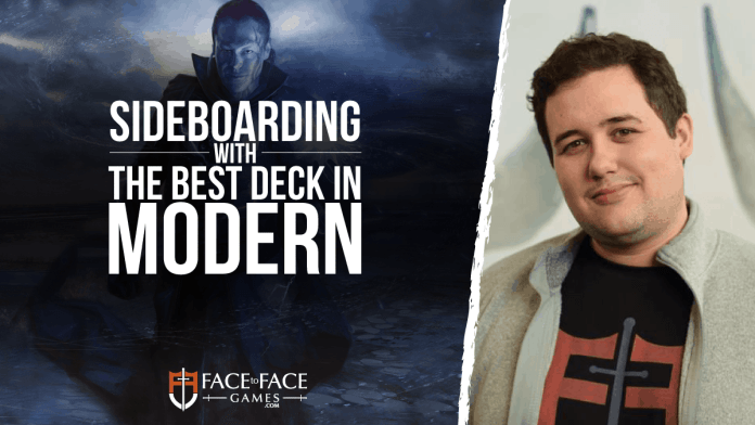 Sideboarding with the best deck in Modern - magic facetofacegames com