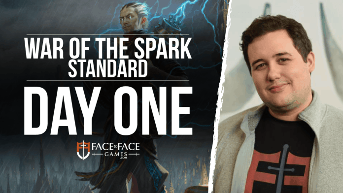 War of the Spark Standard: Day 1 - magic facetofacegames com