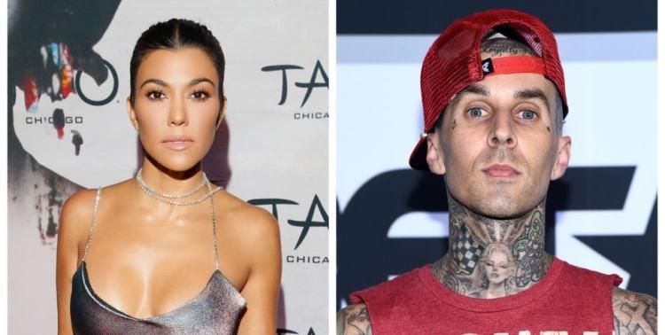 Kourtney Kardashian And Travis Barker Are Apparently Dating