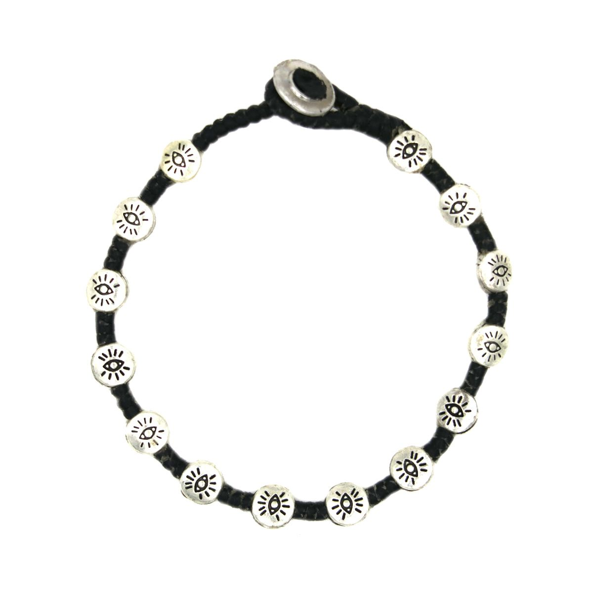Full Metal Bracelet Round Sku