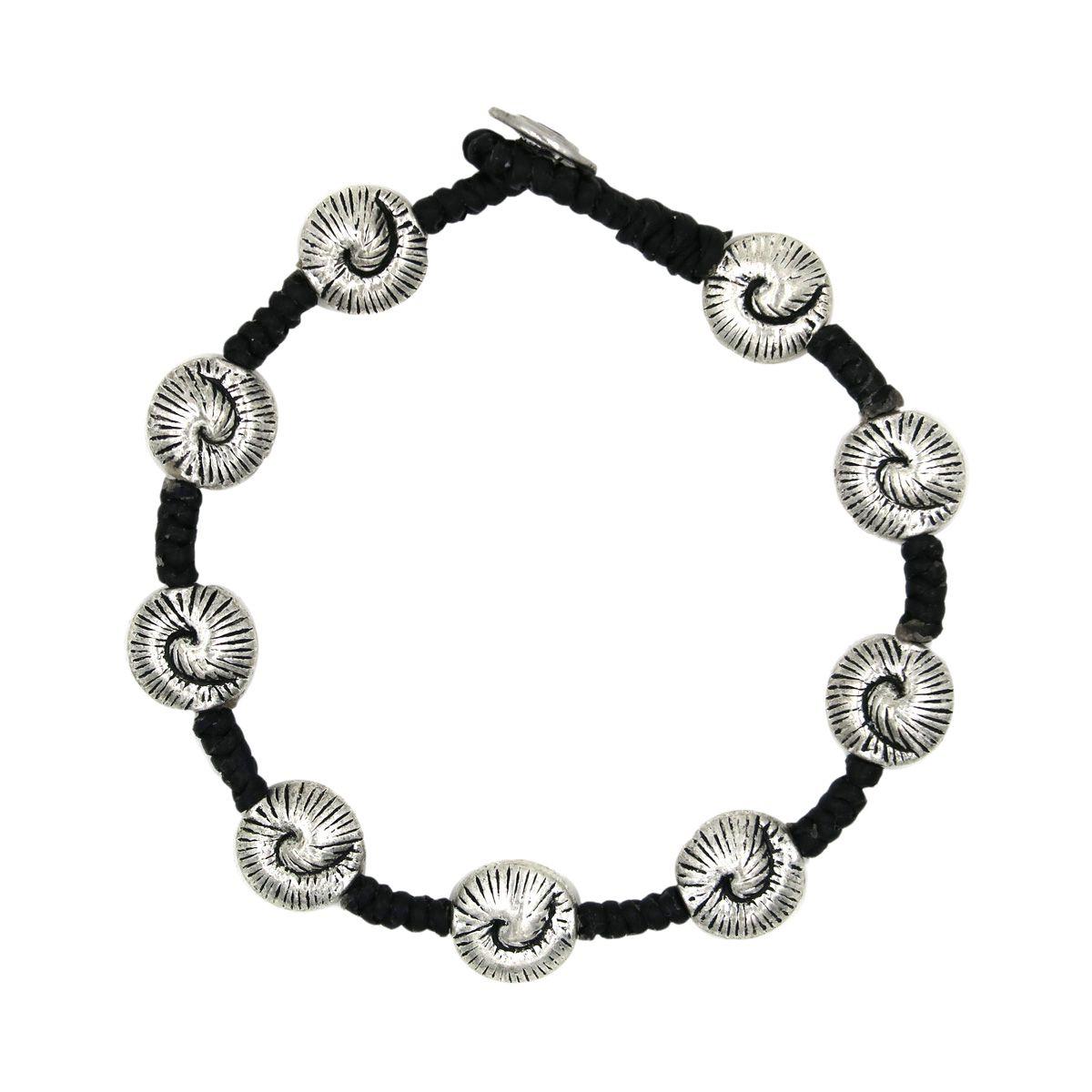 Full Metal Bracelet Snail Sku