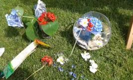 "Kula oraz ""kwiatowe"" mieszadełka"