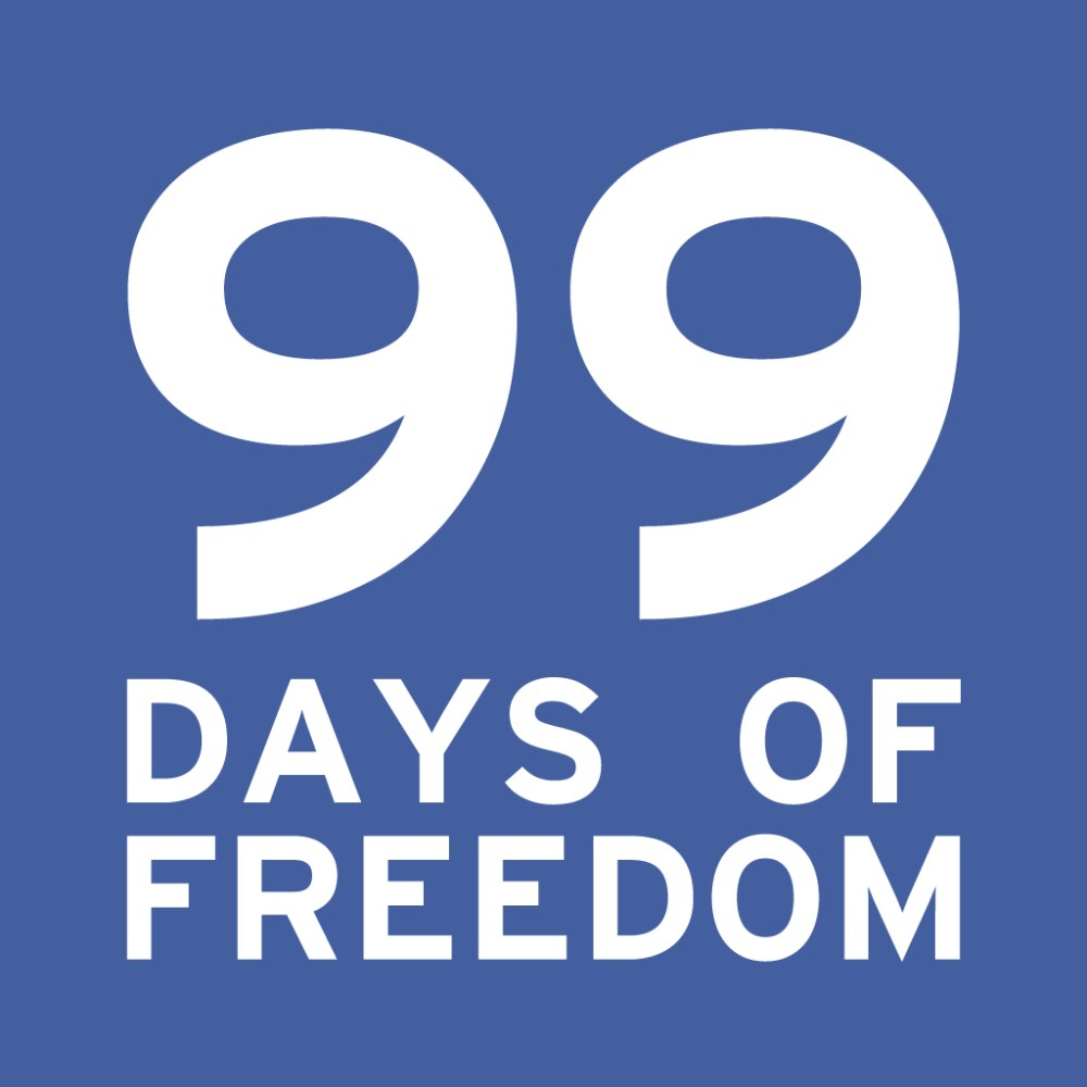 99 Days of Freedom: My Facebook Break and Why It's Not About YOU