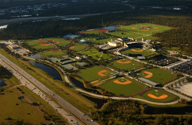 ESPN Wide World of Sports Aerial View - Photo by Disney