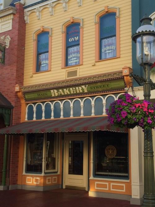 Main Street Bakery / Starbucks