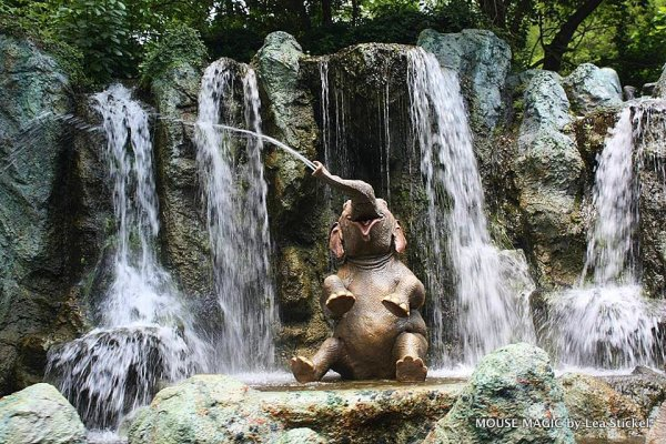 Elephant from Jungle Cruise