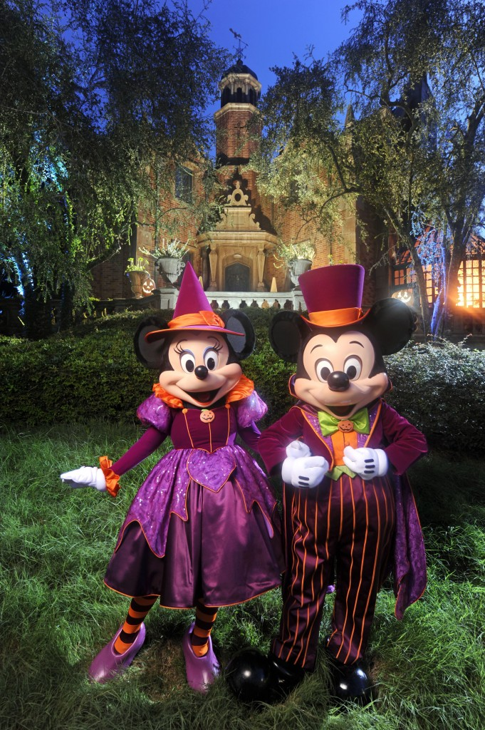 Mickey & Minnie; Photo by Ali Nasser
