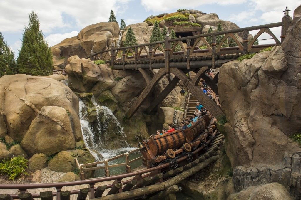 Seven Dwarfs Mine Train - Photo by Matt Stroshane / Disney