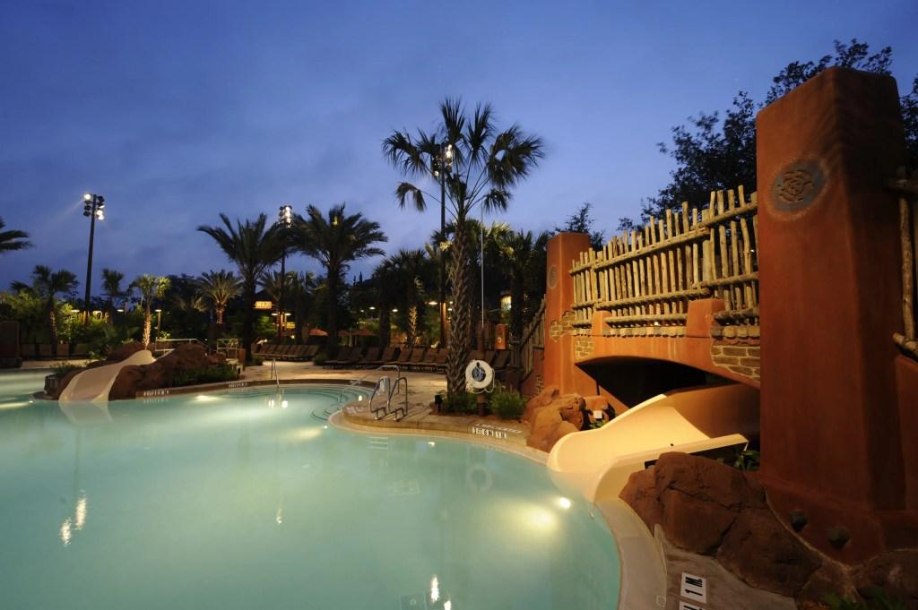 Samawati Springs Pool - Photo by Disney