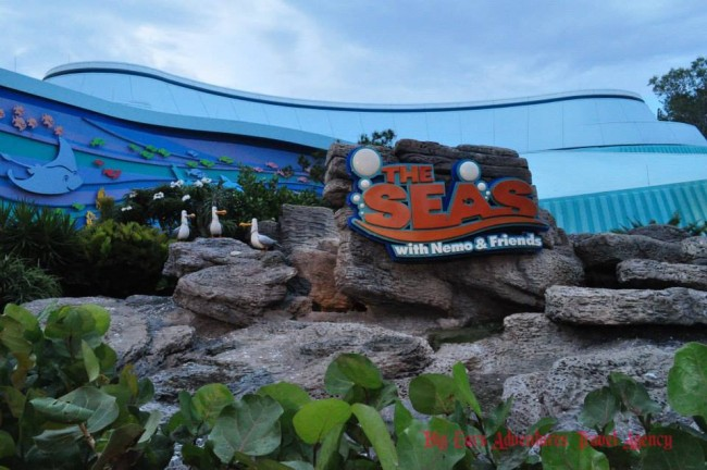 Seas With Nemo & Friends