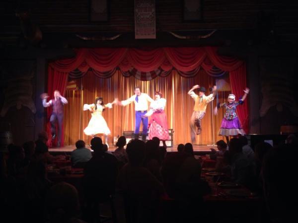 Hoop-De-Doo Revue